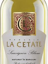 La Cetate Sauvignon Blanc 2011