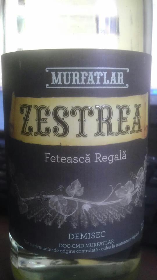 Zestrea Murfatlar Feteasca Regala