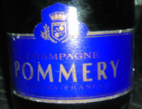 Pommery Rose NV