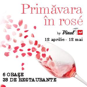 primavara in rose