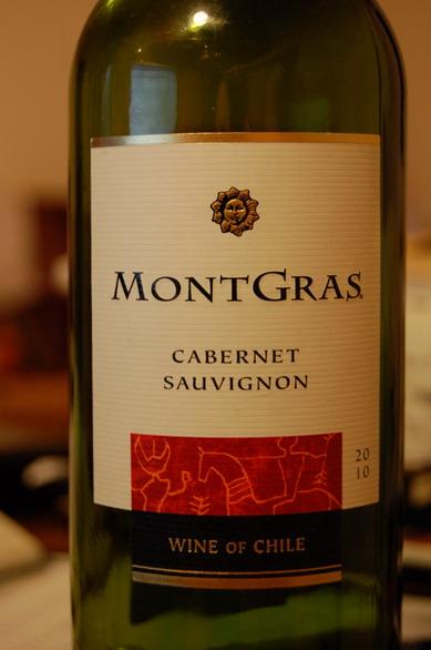 Montgras Cabernet Sauvignon