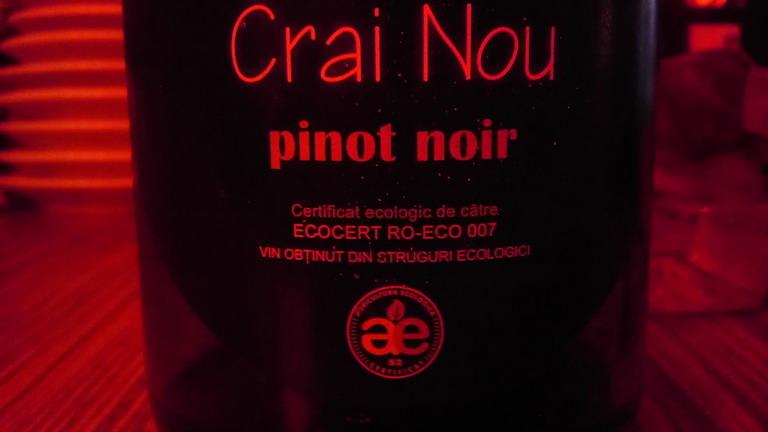 Pinot Noir Crai Nou