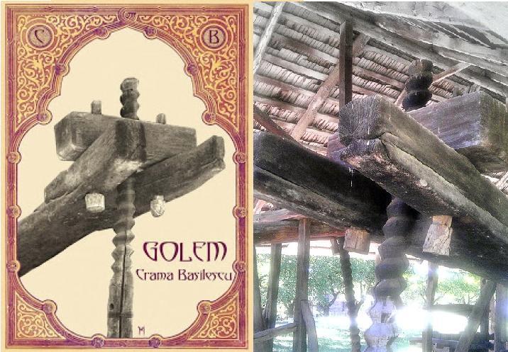 Basilescu GOLEM rosu