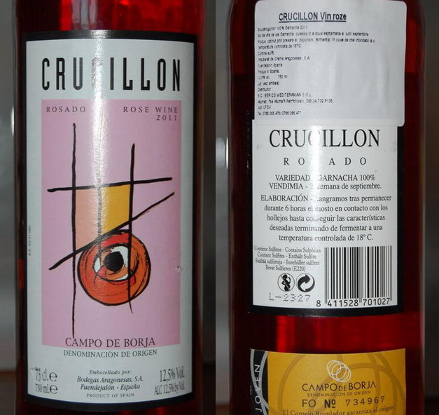 Crucillon Rose