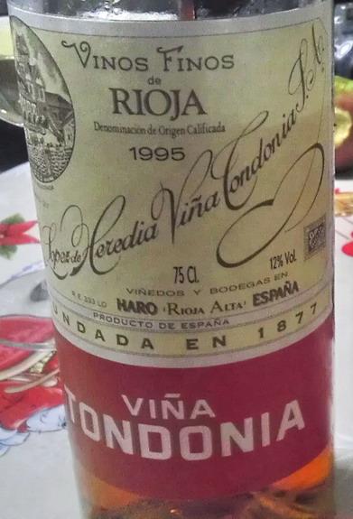 tondonia rosado rose 1995