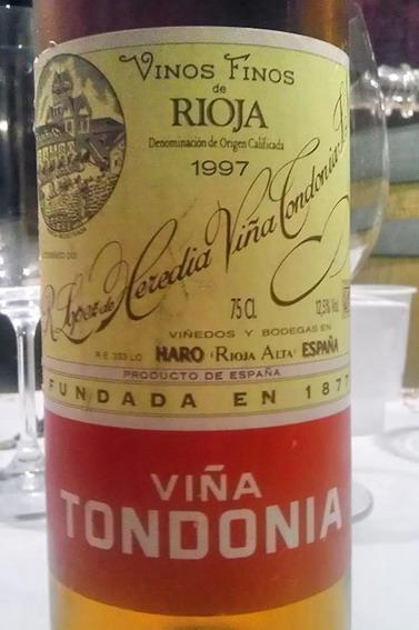 tondonia rosado rose 1997