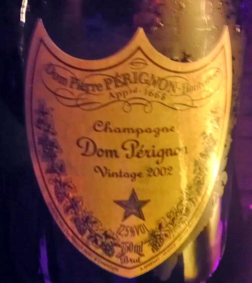 Dom perignon 2002 b