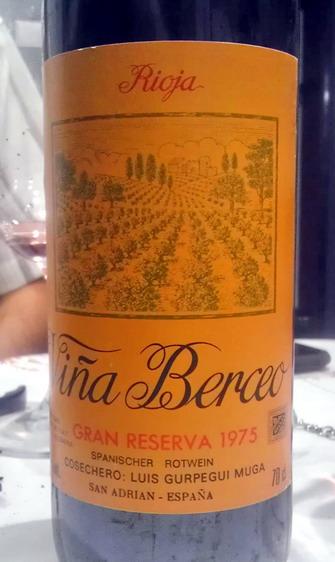 Vina Berceo 1975