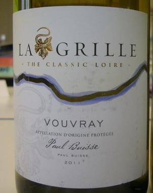 La Grille Vouvray