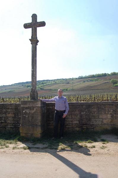 Jur cu mana pe cruce sa sa nu tradez cauza Pinot Noir-ului...:)