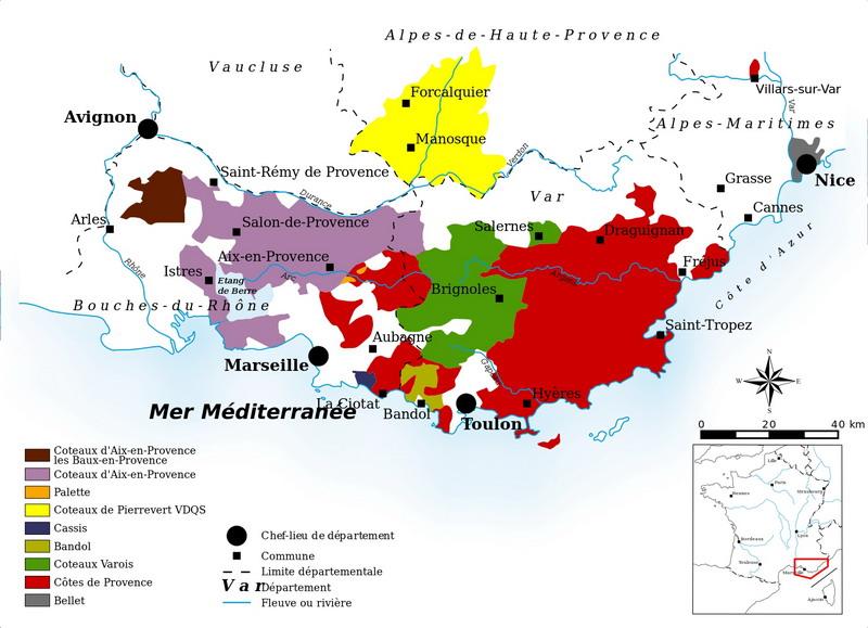 Provence AOC