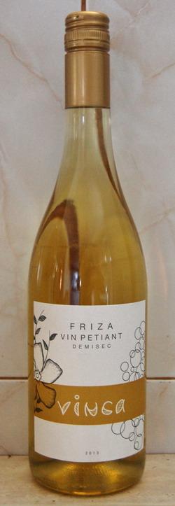 Friza Vinca Wines