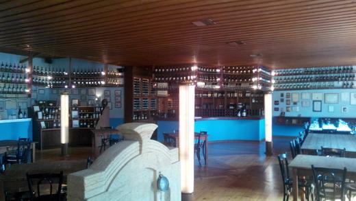 Boutari Tasting Room