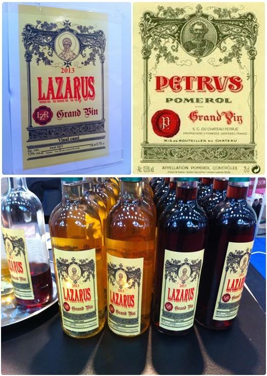 Lazarus Costesti Grand Vin