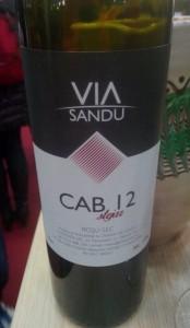 Via Sandu Cabernet