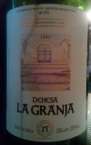 Dehesa la Granja1998