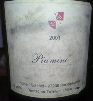 Piumiono 2001