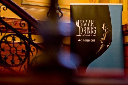 Smart Drinks of Bucharest