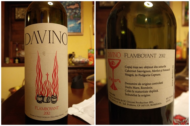 Davino Flamboyant 2012