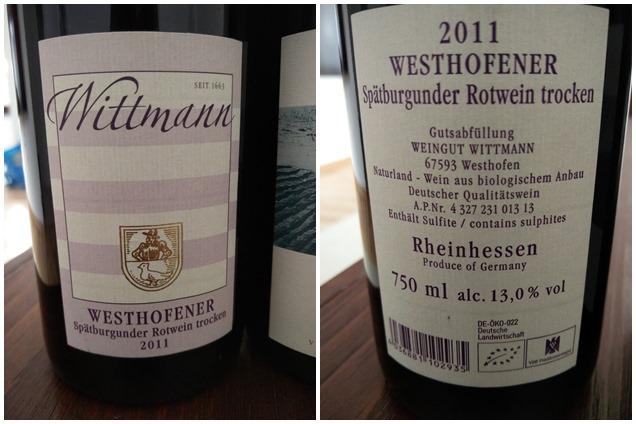 Wittman Westhofener 2011